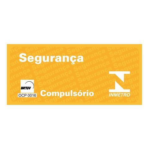 Imagem de Extensão Tripolar Slim 1 Metro Preto Force Line