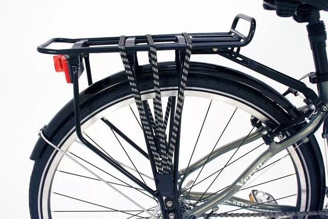 Imagem de Extensor Elástico Triplo Bagageiro Bike Cicloturismo Moto
