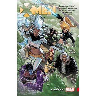 Imagem de Extraordinary X-Men Vol. 1- X-Haven