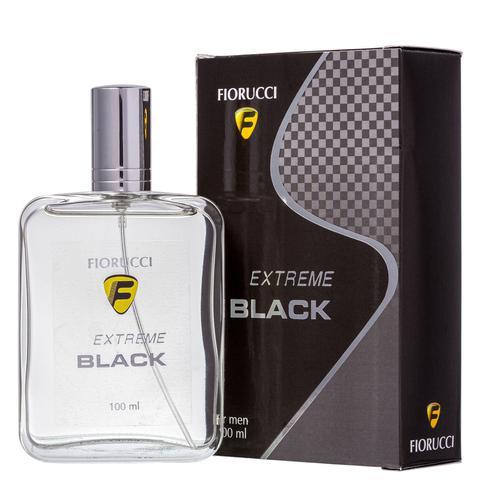 Imagem de Extreme Black Fiorucci Eau de Cologne - Perfume Masculino 100ml