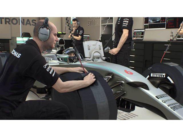 Imagem de F1 2015 para Xbox One