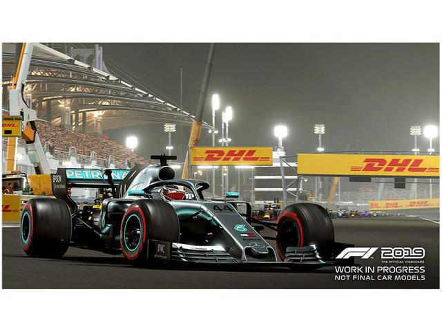 Imagem de F1 2019 Anniversary Edition para PS4
