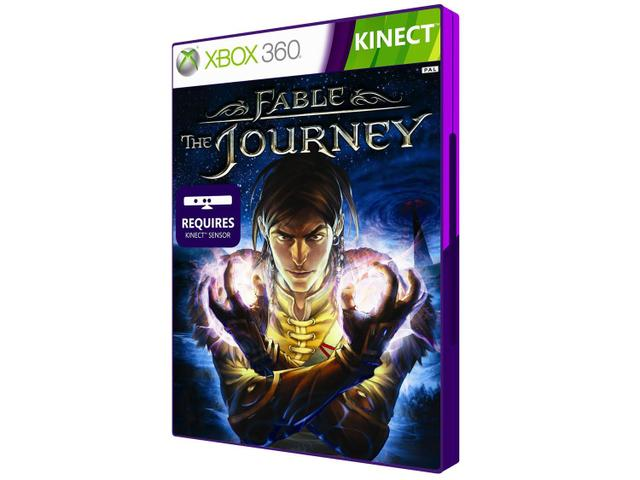 Imagem de Fable: The Journey para Xbox 360 Kinect