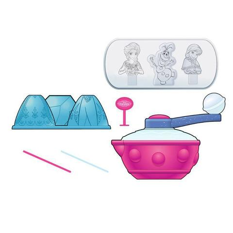 Imagem de Fábrica de Gelatinas com Moldes Disney Frozen - DTC