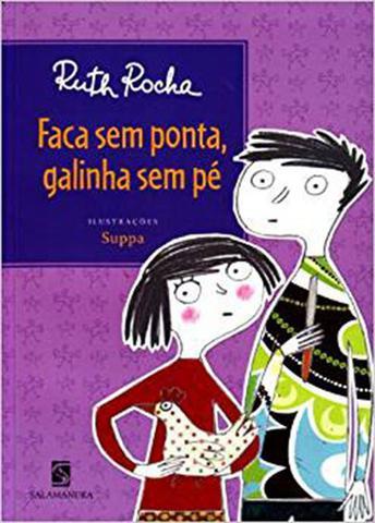 Imagem de Faca sem Ponta, Galinha sem Pé - Salamandra