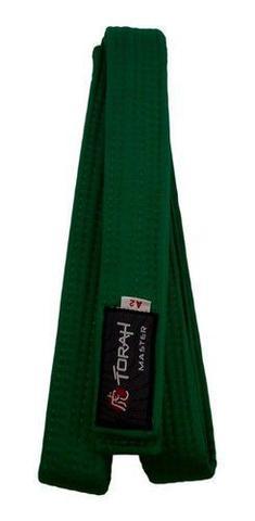 Imagem de Faixa De Kimono Adulto Verde Torah