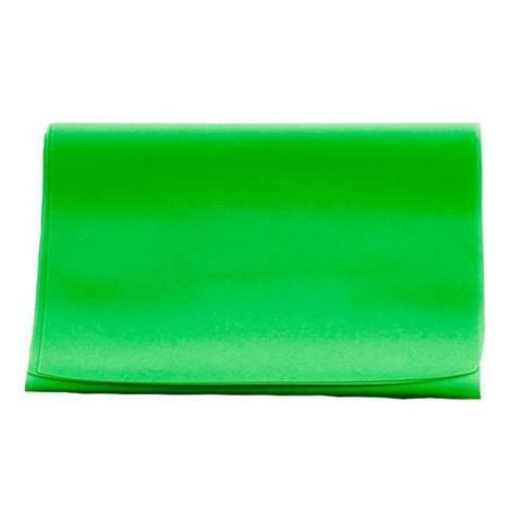 Imagem de Faixa Elástica Carci Band - Verde Médio - 1,5M - Exercícios E Fisioterapia De Reabilitação