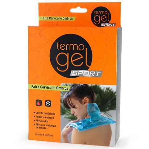 Imagem de Faixa Térmica em Gel para Cervical e Ombros Termogel