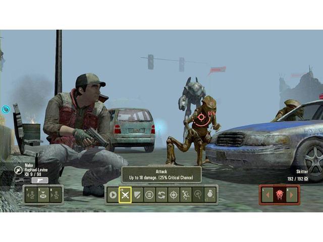 Imagem de Falling Skies - The Game para Xbox 360