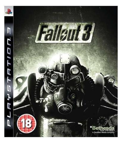 Jogo Fallout 3 - Playstation 3 - Bethesda