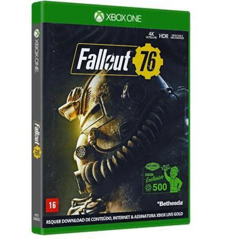 Jogo Fallout 76 - Xbox One - Bethesda