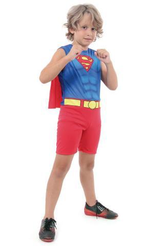 Imagem de Fantasia do Super Homem - Sulamericana Fantasias