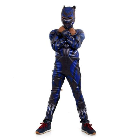 Imagem de Fantasia Pantera Negra Infantil Luxo - Avengers - Marvel