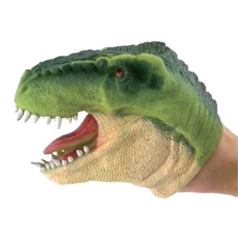 Imagem de Fantoche Dinossauro Verde Ref.3731 - DTC