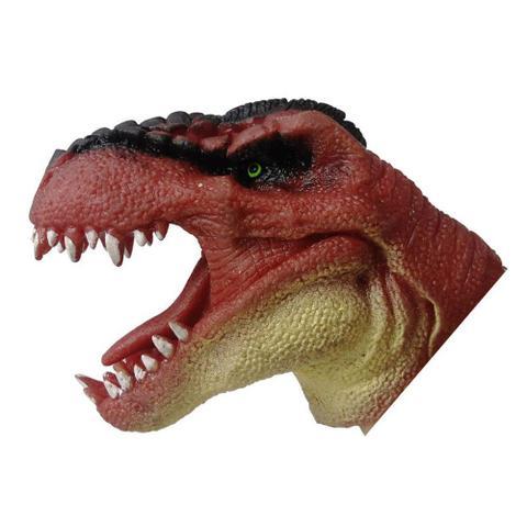 Imagem de Fantoche Dinossauro Vermelho Ref.3731 - DTC
