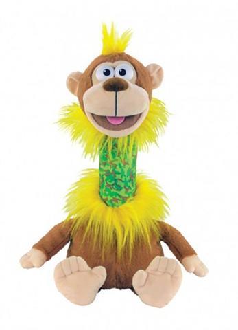 Imagem de Fantoche Pet Zoo - Macaco - DTC