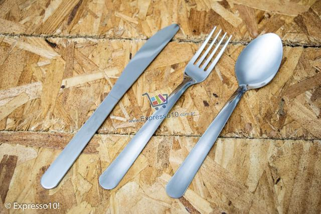 Imagem de Faqueiro Malibu 72 peças em Aço Inox - Tramontina