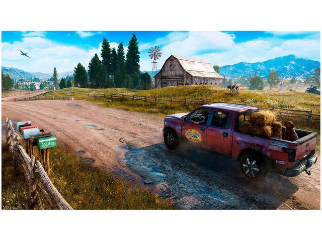 Imagem de Far Cry 5 para PS4