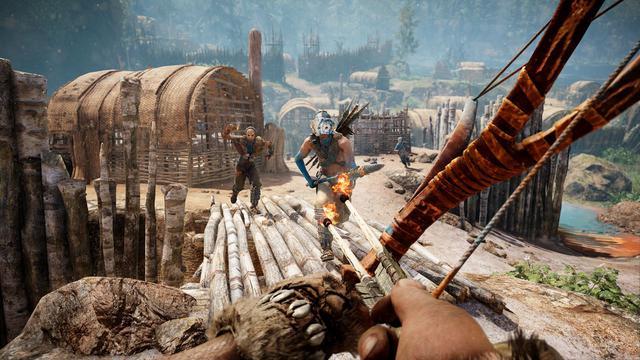 Imagem de Far Cry Primal - Playstation Hits - PS4 Mídia Física