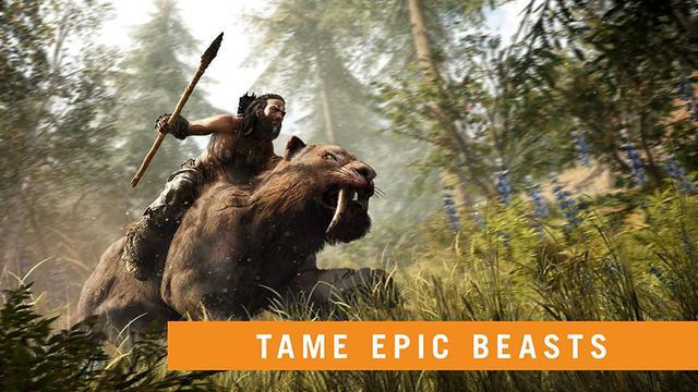 Imagem de Far Cry Primal - Ps4