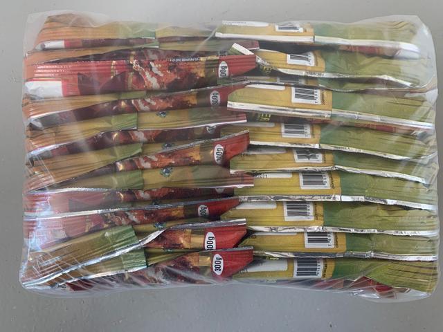 Imagem de Fardo de farofa de soja com 20 unidades