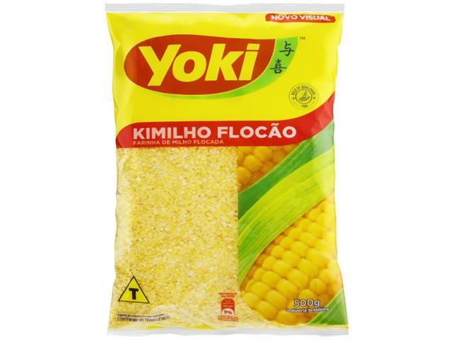 Imagem de Farinha de Milho Flocada Seca Yoki Kimilho