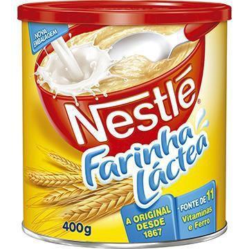 Imagem de Farinha Láctea 400g - Nestlé