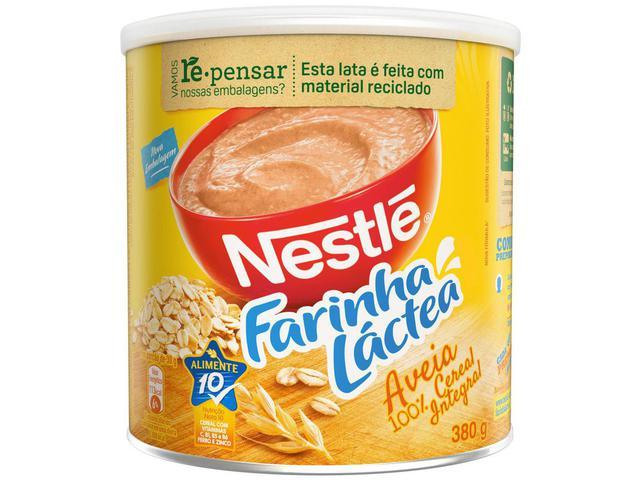 Imagem de Farinha Láctea Nestlé Multigrãos Aveia