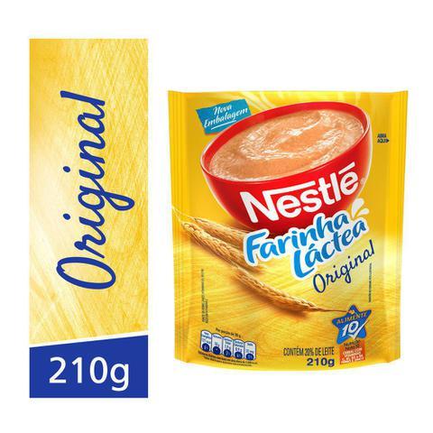 Imagem de Farinha Láctea Nestlé Tradicional