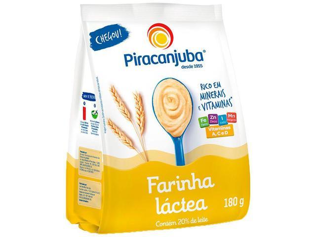 Imagem de Farinha Láctea Piracanjuba Tradicional 180g