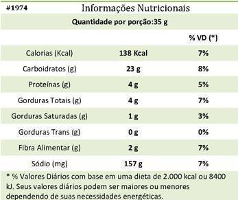 Imagem de Farofa Crocante Proteica de Soja Sabor Picante 300g