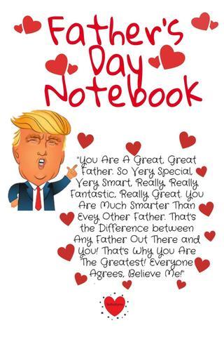 Imagem de Father's Day Notebook
