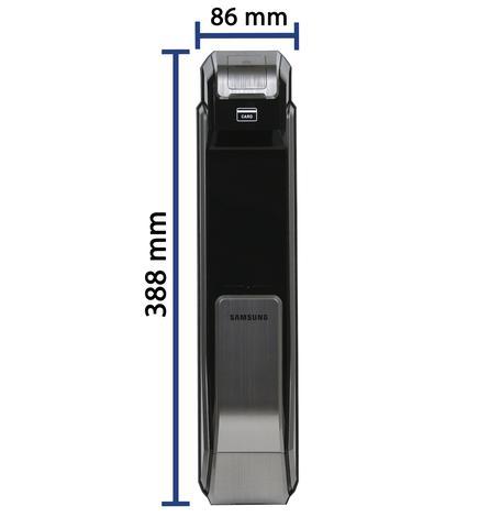 Imagem de Fechadura Biométrica Samsung SHS P718
