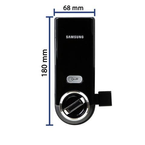Imagem de Fechadura Eletrônica Samsung SHS 3321