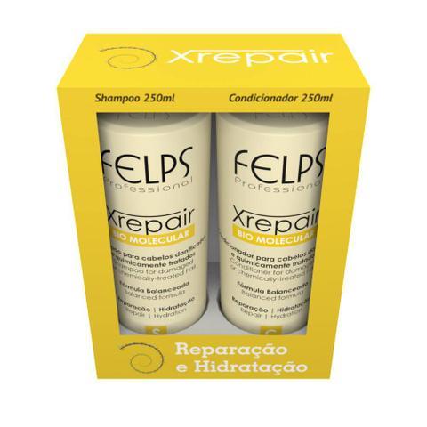 Imagem de Felps Xrepair Kit Duo Bio Molecular 2x250mL
