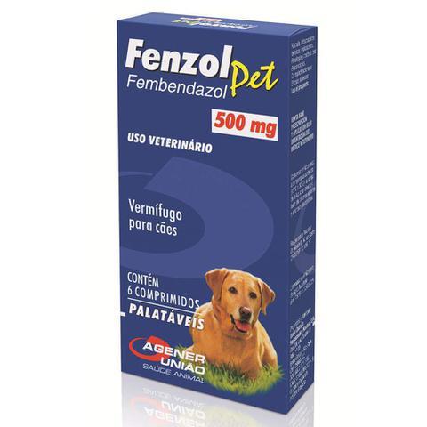 Imagem de Fenzol Agener União 6 Comprimidos