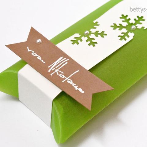 Imagem de Ferramenta de Corte e Vinco Pillow Box Punch Board Caixas almofadadas  We R Memory Keepers 71335-7