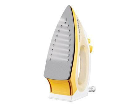 Imagem de Ferro a Vapor Cadence Saphiro, Branco e Amarelo, IRO200, 110V