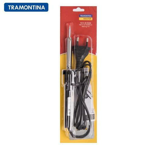 Imagem de Ferro de Solda  40W  127V  Tramontina  Master 43752/504