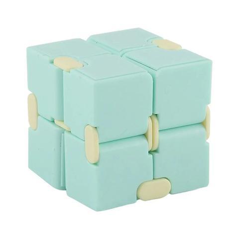 Imagem de Fidget Toy Cubo Infinito Infinity Cube Antistress No Brasil
