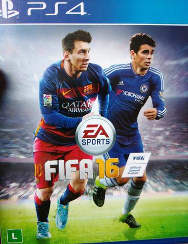 Imagem de Fifa 16 - ps4