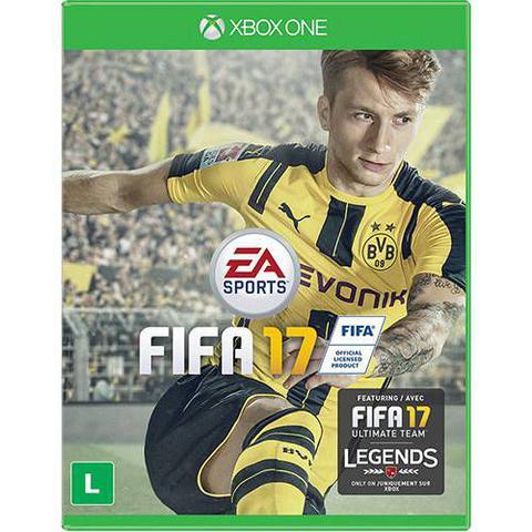 Imagem de FIFA 17 - Xbox One