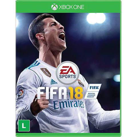 Imagem de FIFA 18 - Xbox One