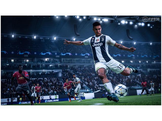 Imagem de Fifa 19 para PS4
