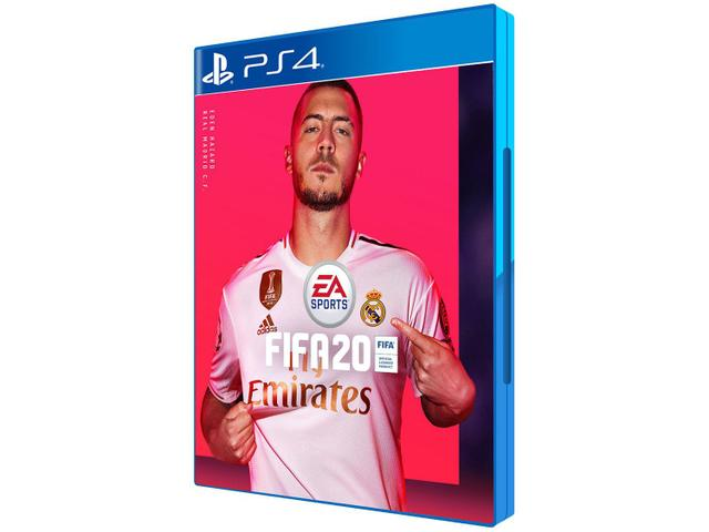 Jogo Fifa 2020 - Playstation 4 - Ea Sports