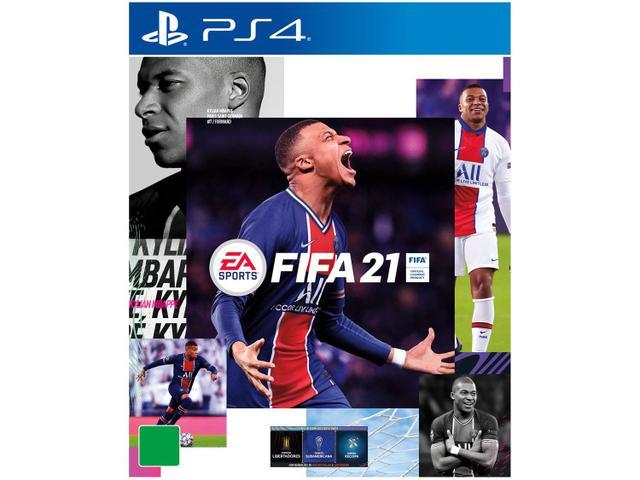 Imagem de FIFA 21 para PS4 EA
