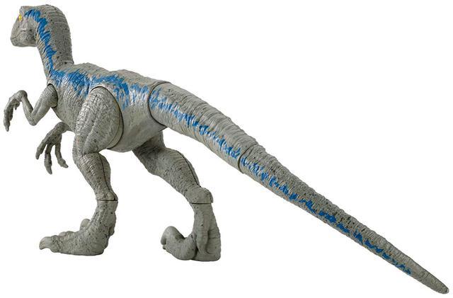 Imagem de Figura Básica - Jurassic World 2 - Dino Value - Velociraptor - Mattel