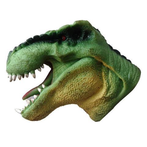 Imagem de Figura Dino Fantoche Dtc Verde