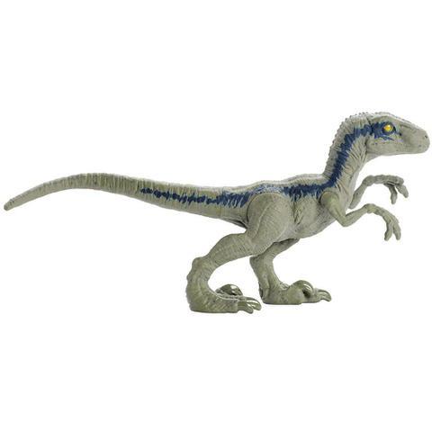 Imagem de Figura Jurassic World Velociraptor Blue - Mattel