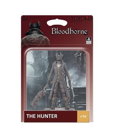 Imagem de Figura Totaku Bloodborne Hunter action figure